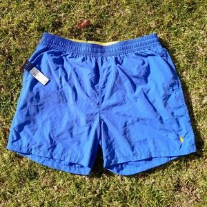NWT Polo Ralph Lauren Swim Shorts 2XL MSRP $55